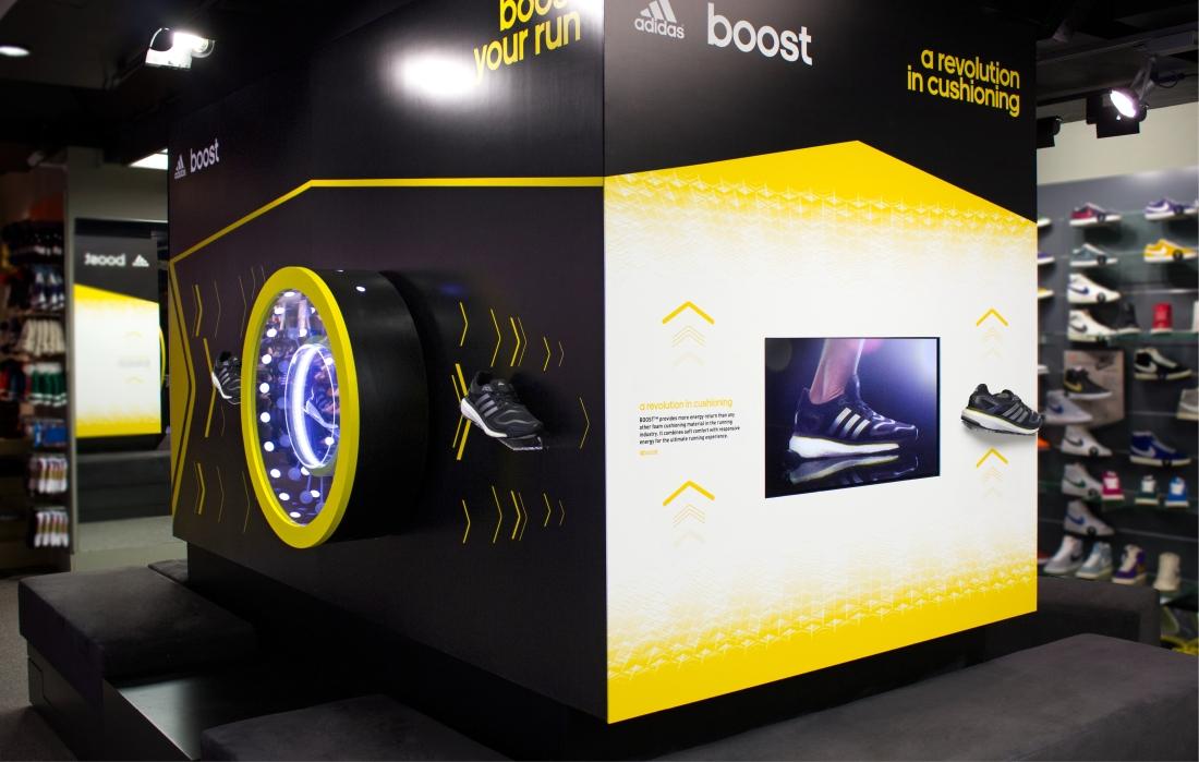 Adidas Boost Pillar-1