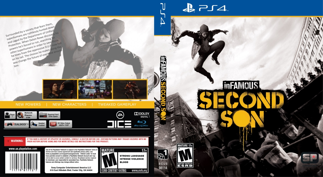 PS4 Infamous Second Son Artwork-1