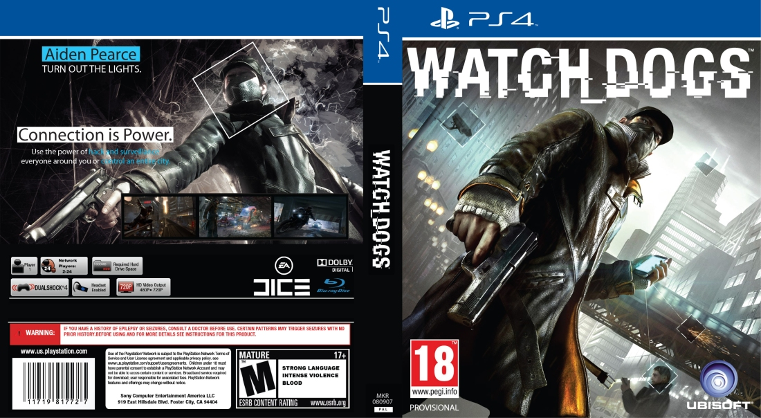 PS4 Watchdogs Artwork-1
